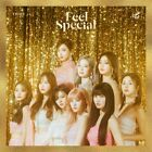 TWICE FEEL SPECIAL 8th Mini Album CD+POSTER+PhotoBook+Card+GOLD CARD+GIFT SEALED