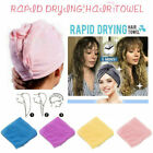 Kyпить RAPID DRYING HAIR TOWEL - FREE SHIPPING  x на еВаy.соm