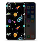 Planets Space Stary Pattern iPHONE CASE COVER for iPhone 11 PRO XS Max 8+ XR E17