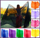 Chiffon Veil for Belly Dance 3 yards by 54 inches 13 colors available New