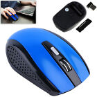 Wireless Cordless Optical Scroll Mouse 2.4GHz Mice For PC Laptop Computer + USB