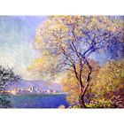 Claude Monet Print Fine Art Giclee Reproduction on Canvas Museum Quality