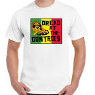 Dread At The Controls T-Shirt Mens The Clash as Worn by Joe Strummer Top Reggae