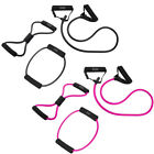 EDX 3 Piece Resistance Toning Bands. Abs, Legs, Arm Excercises. Workout Bands image