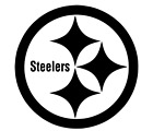 Pittsburgh Steelers NFL Football Vinyl Die Cut Car Decal Sticker - FREE SHIPPING $1.95 USD on eBay