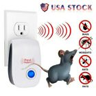 Ultrasonic Pest Repeller Home Bed Bug Mites Spider Defender Roaches Outdoor USA