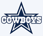 Dallas Cowboys Logo Vinyl Decal Sticker - You Pick Color & Size $5.5 USD on eBay