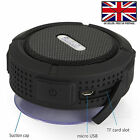 BLUETOOTH WATERPROOF WIRELESS TRAVEL SPEAKER WITH MIC For ZTE Blade A7
