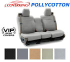 Coverking Pollycotton Custom Seat Covers for Scion IQ $208.4 CAD on eBay