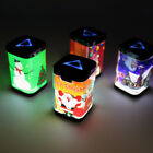 Merry Christmas Themed, LED Illuminated And Colorful, Mini Size Smart Power Bank