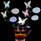 Butterfly tea bags strainers silicone teaspoon filter infuser silicone 0U günstig