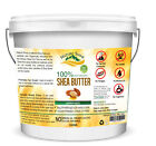ORGANIC PREMIUM UNREFINED SHEA BUTTER 100% PURE, RAW & NATURAL HAIR, SKIN BEAUTY