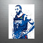 Kawhi Leonard Los Angeles Clippers Poster FREE US SHIPPING on Ebay