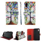 Folio Case Wallet Fo Samsung Express Prime 2 Kickstand PU Leather ID Slot Cover