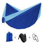 Portable Double Hammock with M...