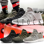 Sneakers Mens Breathable Outdoors Running Fitness Shoes Casual Sports Size 7-12