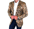PERFECT PATTERN SPORTCOATS MOSSY OAK SHADOW GRASS BLADES CAMO PATTERN