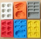 DIY Silicone Star Wars Ice Maker Cube Tray Mold Cocktail Whiskey Chocolate Mould $19.54 USD on eBay