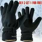 Mens Womens Winter Warm Fleece Thermal Windproof Ski Driving Insulated Gloves  <br/> ✅✅Buy 2 Get 1 For FREE✅✅Same Day Shipping