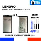 GENUINE BATTERY LENOVO BL244 5000mAh 18,7Wh OEM Vibe P1 Turbo P1c58 P1c72 P1a42