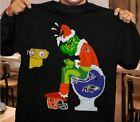 Grinch NFL Football Cleveland Browns Champion AFC North T-Shirt Gifts S-3XL $28.95 USD on eBay