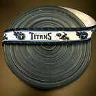 "7/8"" Tennessee Titans Grosgrain Ribbon by the Yard (USA SELLER!) $10.95 USD on eBay"