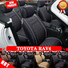 Protector Vehicle Car Seat Cover Chair Cushion Fits Toyota RAV4 13-16 5-seat SH $79.99 USD on eBay