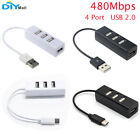 480Mbits High Speed USB Hub USB 2.0 USB Type-C Interface for PC iMac Macbook Pro