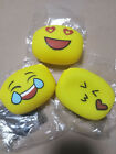 Avon Purse Novelty Coin  Yellow Emoticon - choose emoticon Stocking Filler/gift