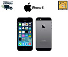 Apple iPhone 5 Smartphone - Grey - 16GB - AT&T / Sprint / Unlocked