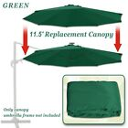Replacement Canopy for 11.5ft  8rib Round Offset Cantilever Patio Umbrella Cover