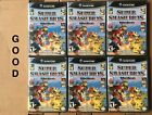 Super Smash Bros. Melee (GameCube) CASE & ARTWORK ONLY - Black Label version