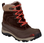The North Face Men's Chilkat II Boots size 11 US Mulch Brown/Brick House Red