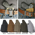 IWB KYDEX GUN HOLSTER, Fits RUGER® LCP I II LC9, LC9S, LC380, EC9S Concealed