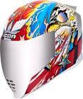 Icon Airflite Freedom Spitter Helmet Motorcycle Mens Adult All Sizes & Colors