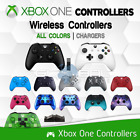 Xbox One Controller Wireless Bluetooth Non Slip Grip Video Games lot ALL COLORS