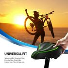 Comfort-Wide-Big-Bum-Soft-Gel-Cruiser-Bike-Saddle-Bicycle-Seat-Air-Cushion-Pad