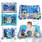 5 Style Baby Water Time Inflatable Play Mat floor Activity Toddlers Kids Gift