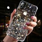 Luxury Bling Sequins Star Glitter Phone Case For Iphone X XR 11 Pro XS MAX 6 6S