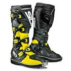 NEW Sidi X-3 Motorcycle Boots - Yellow Fluro/Black from Moto Heaven