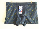 1PC Men comfortable Underwear Boxer Briefs Panties  4XL(3 Color)