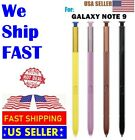 New For Stylus S Pen For Samsung Galaxy Note 9 N960 Black Brown Purple Yellow