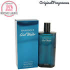 Cool Water Cologne By Davidoff FOR MEN 4.2 oz 125 ML 6.7 oz 200ML 1.35 2.5oz NEW