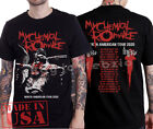 My Chemical Romance t-shirt MCR Reunite North American Tour 2020 Emo Music Tee image