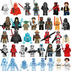 star wars Yoda Darth Vader Luke Rey minifigures C-3PO Boba Fett Mandalorian Toys $1.79 USD on eBay