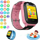 Kids Children Smart Phone Watch GPS Anti-lost Safety Tracker- For iPhone Android