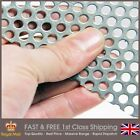 6mm Mild Steel (6mm Hole x 8mm Pitch x 1.5mm Thickness) Perforated Mesh Sheet
