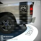 Fits DODGE RAM 1500 Vinyl Decal Rear Bed Side Stripe HEMI HEAD Sticker 3M 007C $59.99 USD on eBay