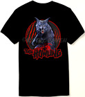 The Howling Movie T Shirt - 80's Horror Classic - Bloody Logo - New image
