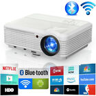CAIWEI Android Home Theater Projector Video Blue-tooth Proyector HD Movie HDMI